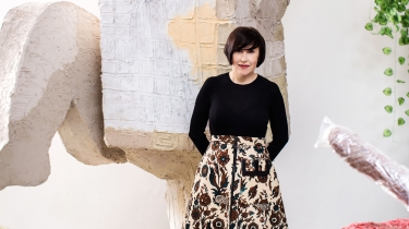 Alice Rawsthorne, by Michael Leckie
