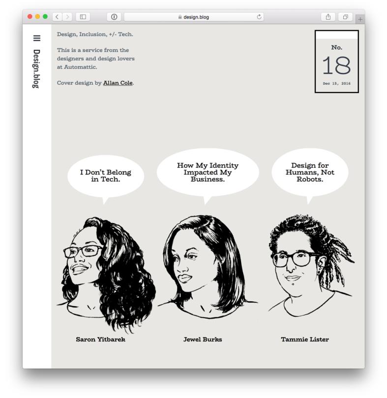 Design.blog Issue #18